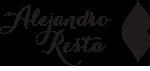 Alejandro Resta Logo